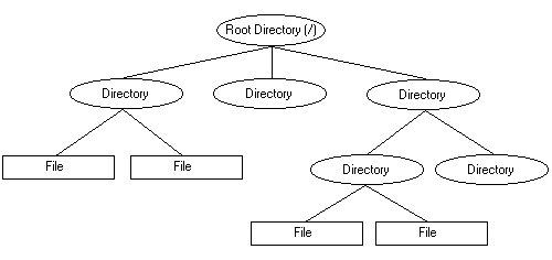 Learn UNIX: The UNIX File System Structure